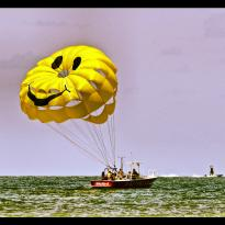 Parasail Clearwater