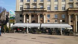 Johann Franck Caffe and Nightclub