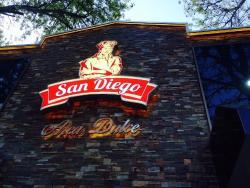 Panaderia San Diego