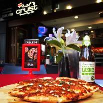 Crust Gourmet Pizza Bar Broadbeach