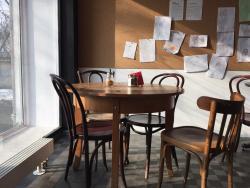 Cafe Of Artemiy Lebedev Studio