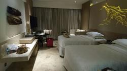綺麗でおしゃれなホテルでした