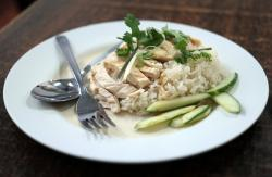 Tiong Bahru Boneless Hainanese Chicken Rice