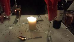 Valentine's evening
