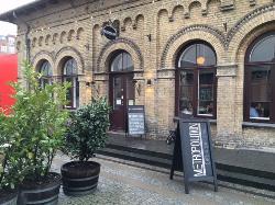 Metropolitian Cafe og Brasserie