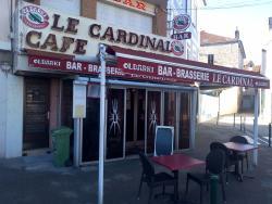 Le Cardinal bar brasserie