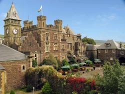 Craig y Nos Castle Restaurant Pen-Y-Cae Powys