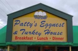 Patty's Eggnest and Turkey House - Arlington