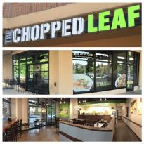 ‪The Chopped Leaf‬