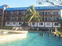Tamaraw Beach