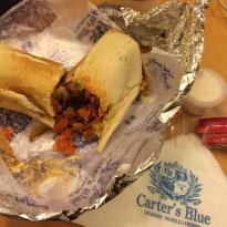 Carter's Blue