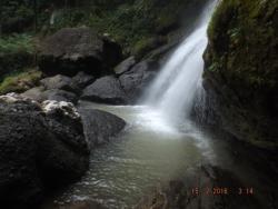 Sarambu Sikore Waterfall