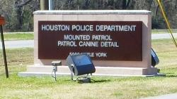 Houston Police Stables