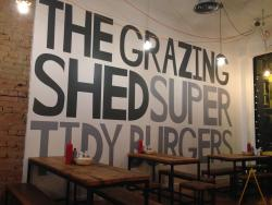 The Grazing Shed