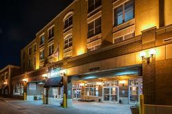 Hampton Inn Deadwood at Tin Lizzie Gaming Resort