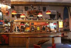 Cafe Tarifa Lounge Bar