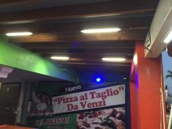 Pizza Al Taglio Da Venzi