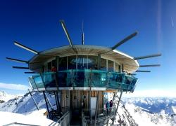 Restaurant Top Mountain Star im Otztal