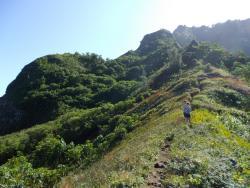 Kahekili-Manana Hike
