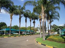 Stay at Holiday Inn Bulawayo