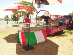 Nunzio's Mobile Pizza