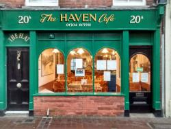 ‪The Haven Cafe‬