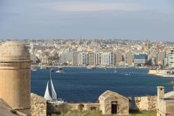 View of Sliema