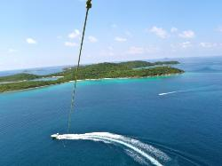 Parasail Virgin Islands
