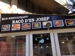 Restaurant Raco D'En Josep