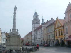 Town Hall Trebon