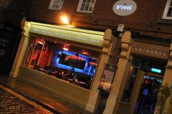 D'Vine Restaurant and Social Bar