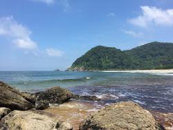Praia Juréia