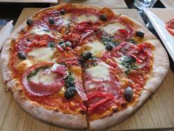 Acqua e Farina Woodfire Pizzeria