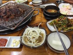 Suyang Charcoal Fire Ribs