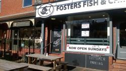 Foster's Fish and Chips Takeaway