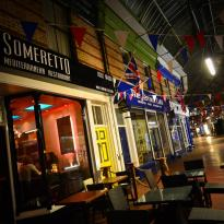 Someretto Mediterranean Restaurant