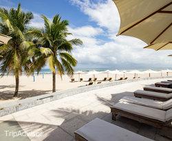 Beach at the Hyatt Regency Danang Resort & Spa