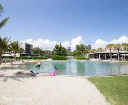 The Pool at the Hyatt Regency Danang Resort & Spa