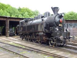 Železniční Muzeum Českých Drah