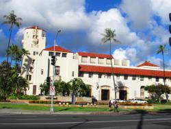 Honolulu Hale (City Hall)