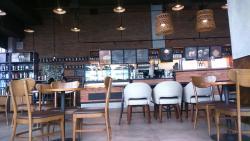 Starbucks Big Mall Samarinda