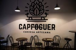 La Fàbrica Cervesa Artesana Capfoguer