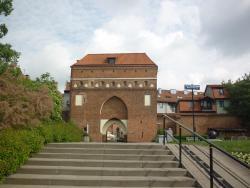 Brama Klasztorna
