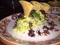 La mejor cena mexicana