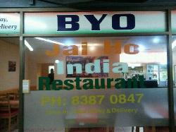 Jai Ho India Restaurant