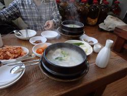 Haeundae Chicken Soup