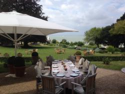 Restaurant Le Manoir des Impressionnistes
