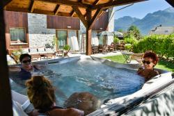 Doussard spa chambre hôte Grangelitte Sources lac d'Annecy Faverges OT/T. Nalet