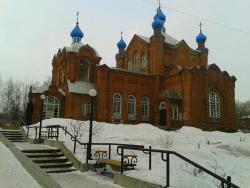 Church of Dimitriy of Rostov