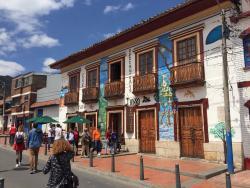 Casa Del Chorro-habrá francachela